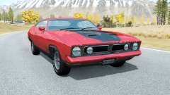 Ford Falcon 351 GT (XB) hardtop 1973 v1.1 for BeamNG Drive