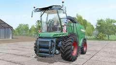 Fendt Katana 65 wheels selection for Farming Simulator 2017