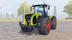 Claas Xerion 5000 Trac VC extra weights for Farming Simulator 2013