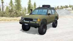 Gavril Roamer off-road parts for BeamNG Drive