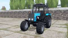 MTZ 892 Belarus interactive control for Farming Simulator 2017