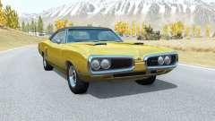 Dodge Coronet RT (WS23) 1970 v3.3 for BeamNG Drive