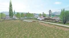Balkanska Dolina v1.4.6 for Farming Simulator 2015