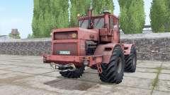 Kirovets K-700A ninasimone-red for Farming Simulator 2017