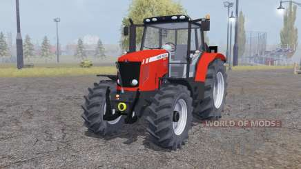 Massey Ferguson 5475 animation parts for Farming Simulator 2013
