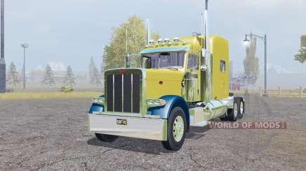 Peterbilt 379 1987 for Farming Simulator 2013