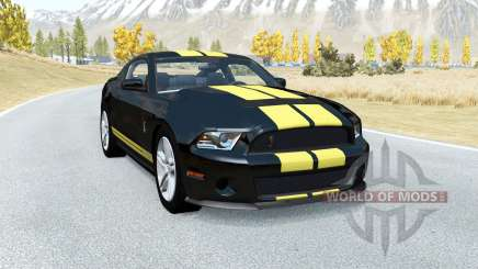 Shelby GT500 v1.1 for BeamNG Drive