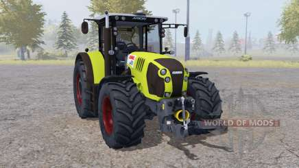 Claas Arion 620 double wheels for Farming Simulator 2013