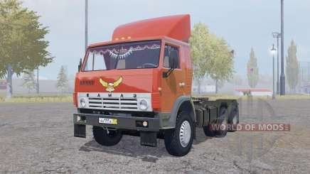 KamAZ 54112 6x6 for Farming Simulator 2013