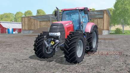 Case IH Puma 160 CVX interactive control for Farming Simulator 2015