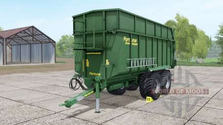 Fortuna FTM 200-6.0 dark lime green for Farming Simulator 2017