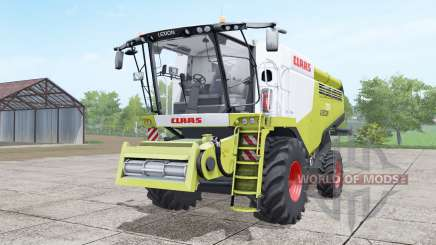Claas Lexion 750 configure for Farming Simulator 2017