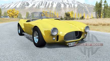 Shelby Cobra 427 (MkIII) for BeamNG Drive