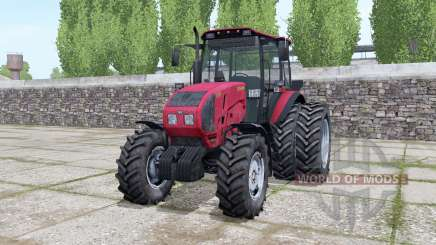 1523 selection of wheels for Farming Simulator 2017