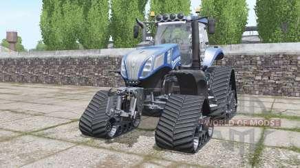New Holland T8.320 crawler for Farming Simulator 2017