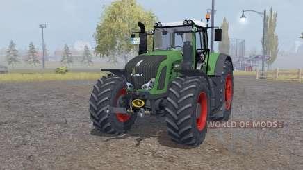 Fendt 939 Vario 2006 for Farming Simulator 2013
