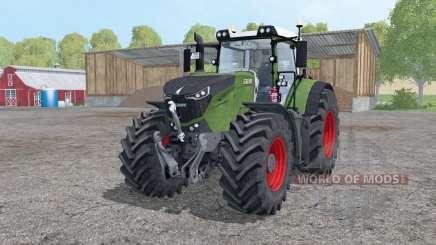 Fendt 1050 Vario wheels weights for Farming Simulator 2015