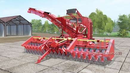 Grimme Rootster 604 18 row for Farming Simulator 2017