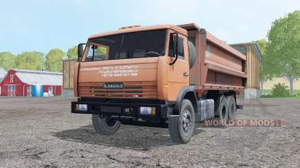 KamAZ 45143 2006 trailer for Farming Simulator 2015