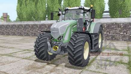 Fendt 933 Vario S4 more options for Farming Simulator 2017