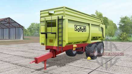 Conow TMK 22-7000 soft yellow for Farming Simulator 2017