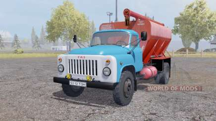 GAZ 53 ZSK for Farming Simulator 2013