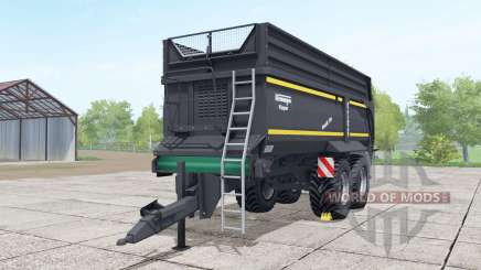 Krampe Bandit 750 nero for Farming Simulator 2017