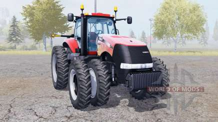 Case IH Magnum 340 double wheels for Farming Simulator 2013