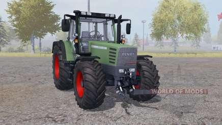 Fendt Favorit 514C Turboshift for Farming Simulator 2013