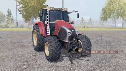 Lindner Geotrac 94 dark red for Farming Simulator 2013