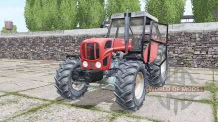 Ursus 1614 soft red for Farming Simulator 2017