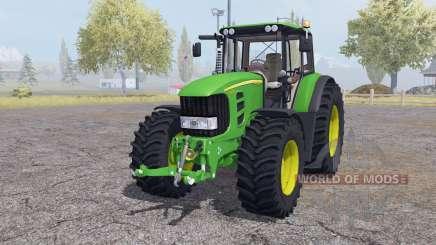 John Deere 7530 Premium 2007 for Farming Simulator 2013