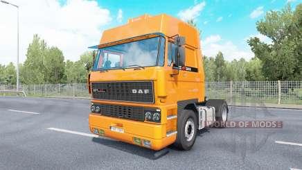 DAF 2800 Space Cab v1.1 for Euro Truck Simulator 2