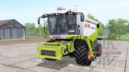 Claas Lexion 550 interaktive steuerung for Farming Simulator 2017