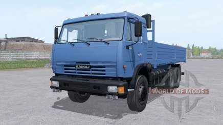 KamAZ 53215 2013 for Farming Simulator 2017