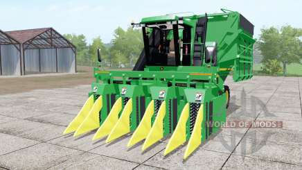 John Deere 9965 lime green for Farming Simulator 2017