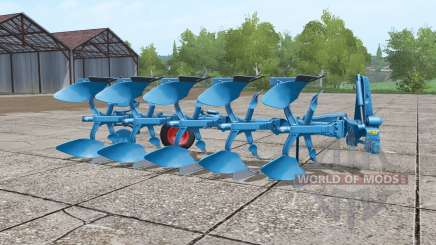 Lemken Juwel 7 5 furrows for Farming Simulator 2017