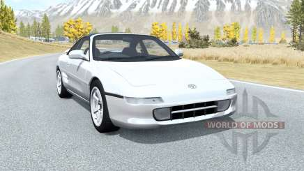 Toyota MR2 GT (W20) 1993 for BeamNG Drive
