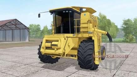 New Holland TR99 4x4 for Farming Simulator 2017