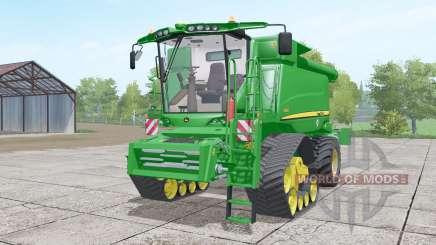 John Deere T660i crawler modules for Farming Simulator 2017