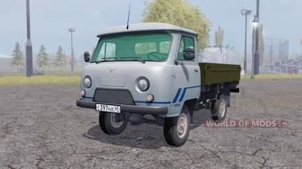 UAZ 33036 v2.3 for Farming Simulator 2013