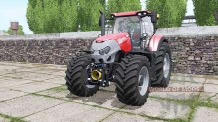 Case IH Optum 270 CVX design configurations for Farming Simulator 2017