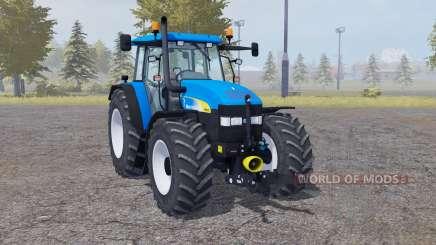 New Holland TM 175 2002 for Farming Simulator 2013