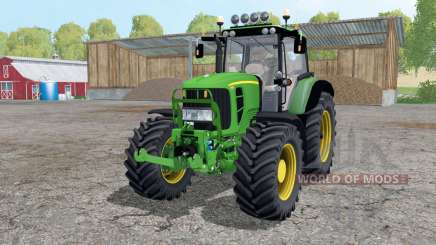 John Deere 7430 Premium animation parts for Farming Simulator 2015