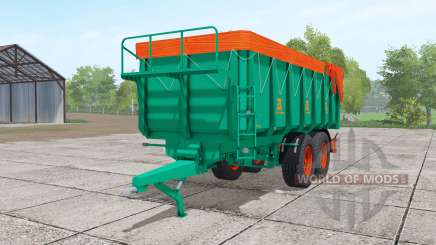 Aguas-Tenias TAT22 lime green for Farming Simulator 2017