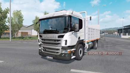 Scania P310 with trailer for Euro Truck Simulator 2
