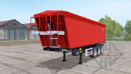 Fliegl DHKA 350 mulitfruit for Farming Simulator 2017
