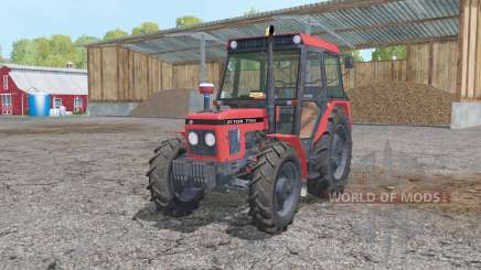 Zetor 7745 animation parts for Farming Simulator 2015