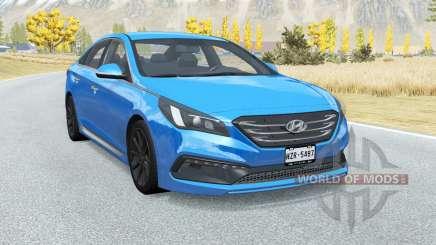 Hyundai Sonata Sport (LF) 2015 for BeamNG Drive
