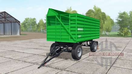 Conow HW 80 V5.1 lime green for Farming Simulator 2017
